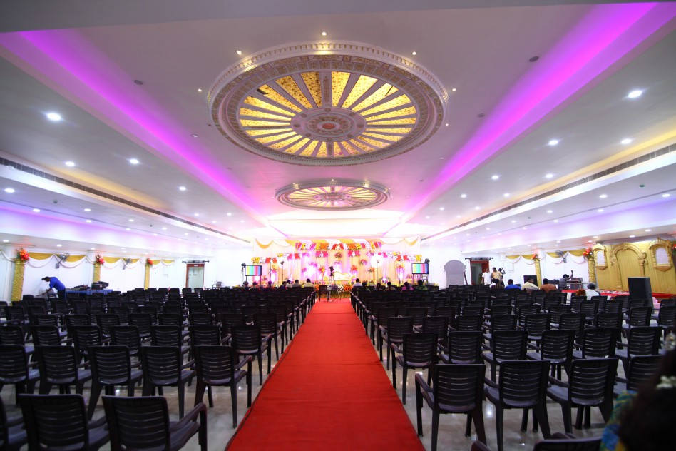 Wedding venues near me in Triplicane